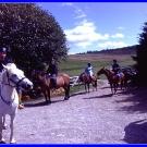 pony trekking - Tomintoul Riding Centre